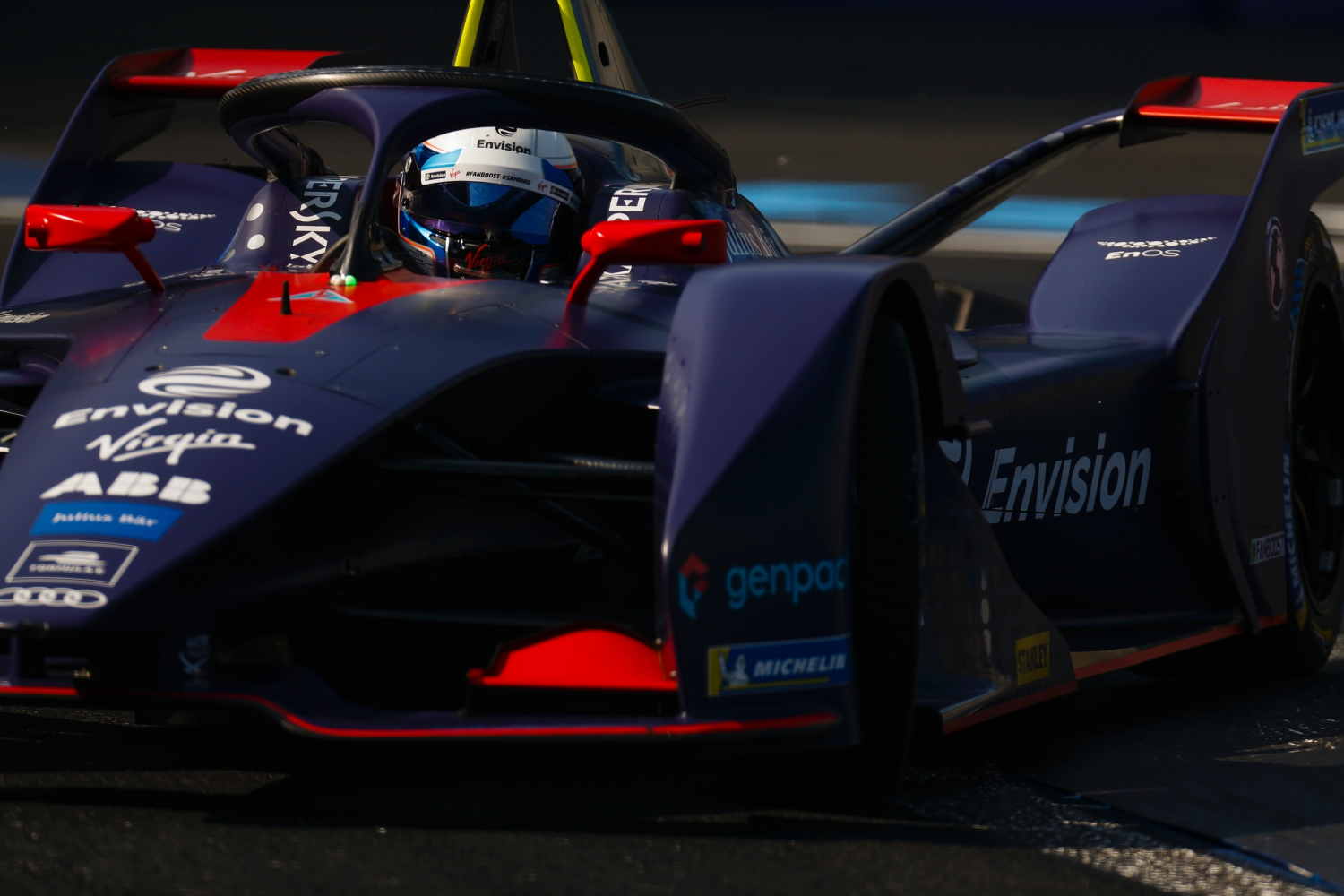 Sam Bird - Envision Virgin Racing / © FIA Formula E Alastair Staley / LAT Images