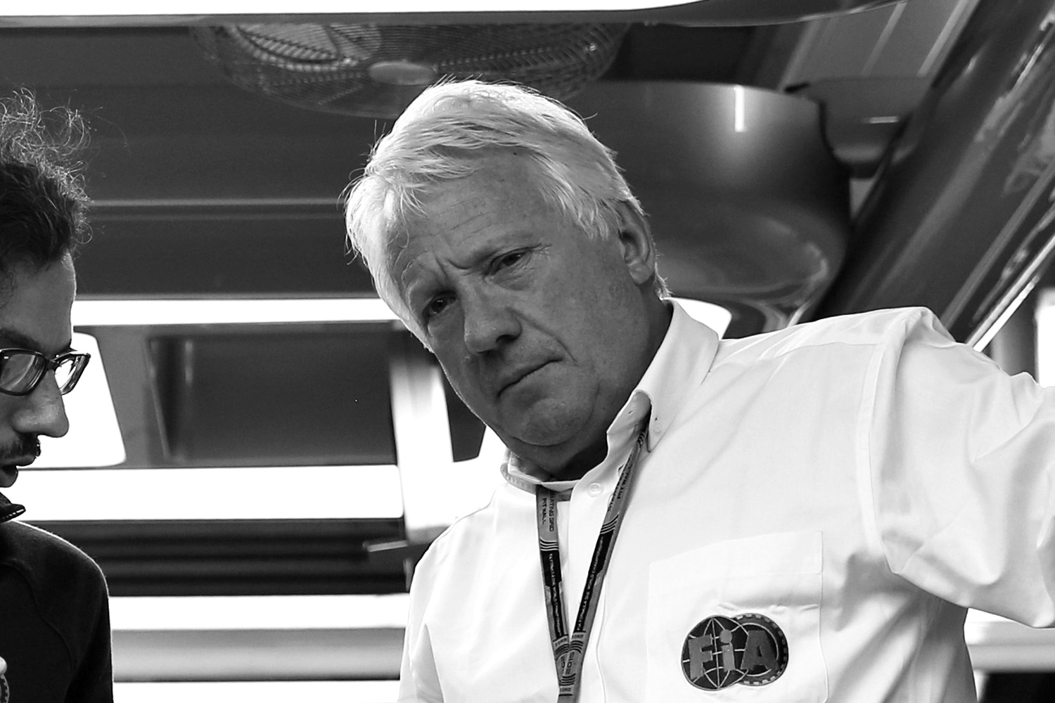 Charlie Whiting - FIA