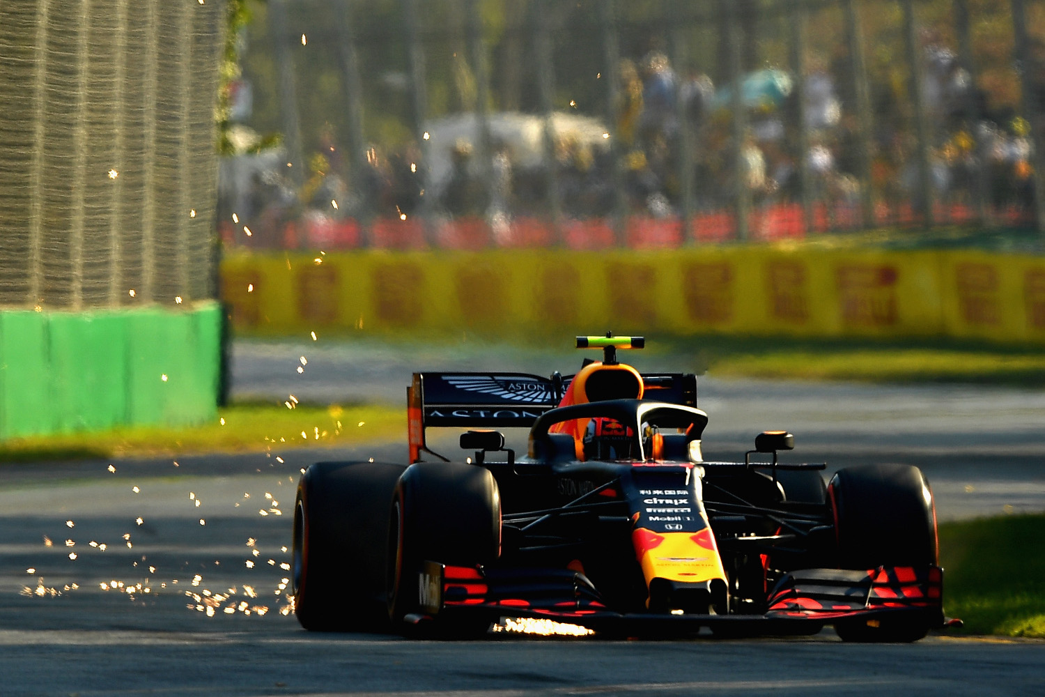 Pierre Gasly - Aston Martin Red Bull Racing
