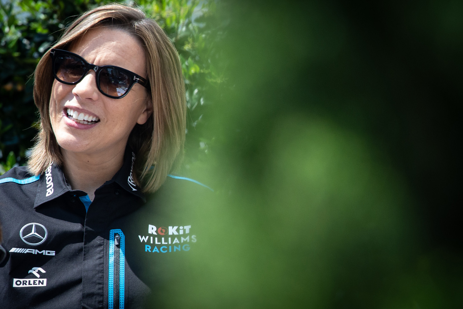 Claire Williams - ROKiT Williams Racing
