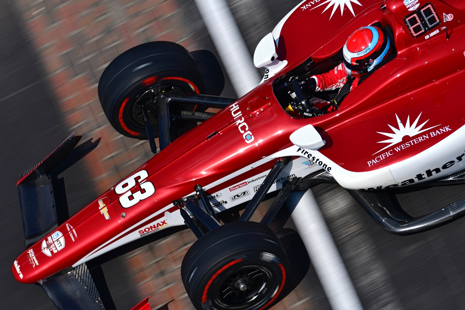 Ed Jones - Ed Carpenter Racing