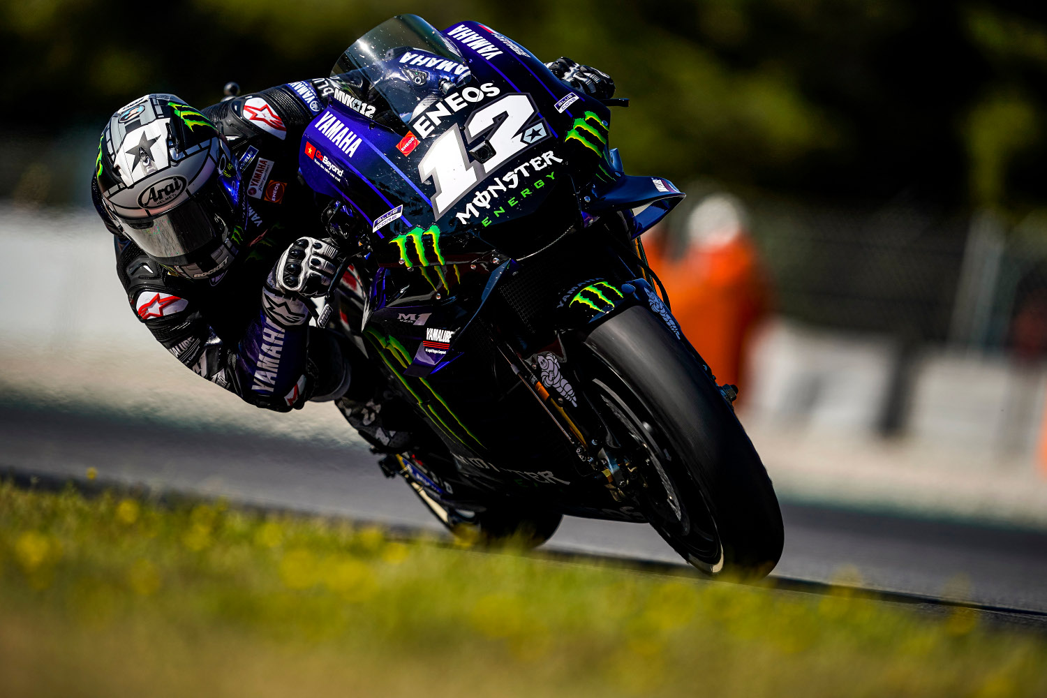 Maverick Vinales - Monster Energy Yamaha MotoGP