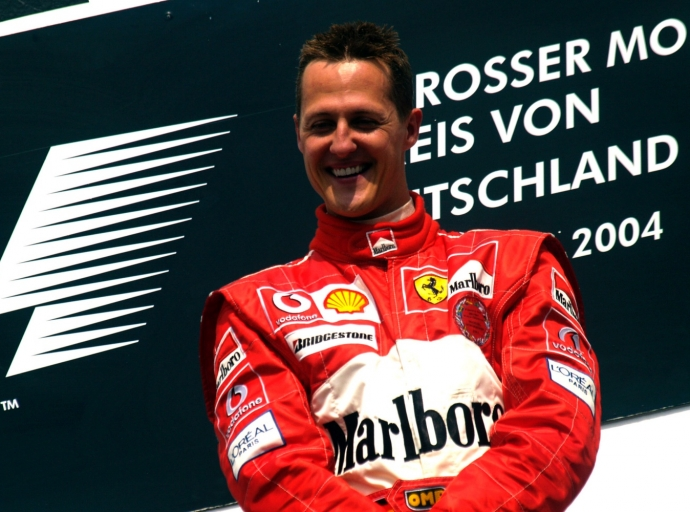 Legendy F1: Michael Schumacher