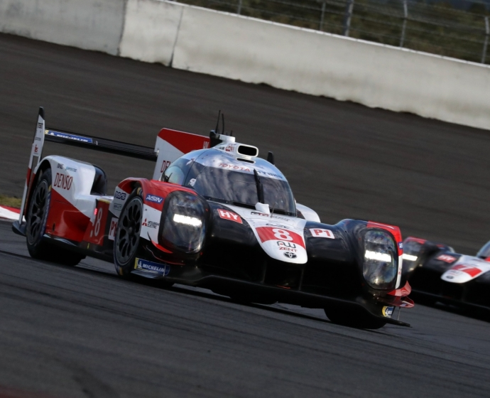 Toyota Gazoo Racing #8 z pole position do 6 Hours of Fuji