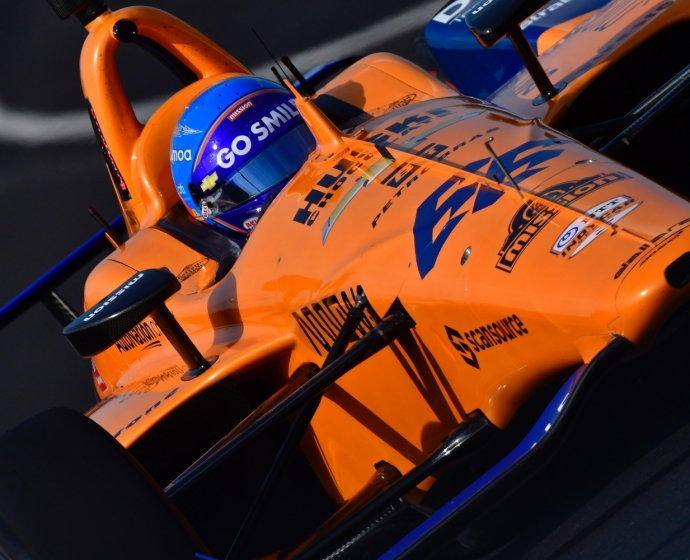 Alonso wystartuje w Indy 500 z Arrow McLaren SP