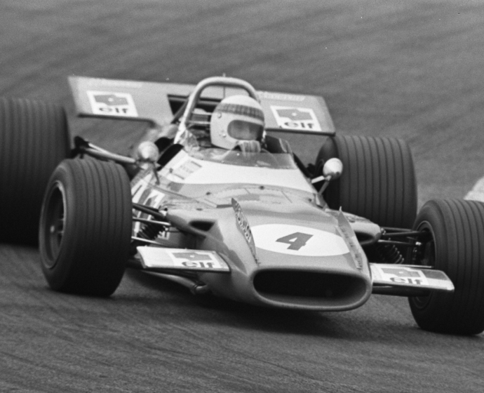 Legendy F1: Sir Jackie Stewart