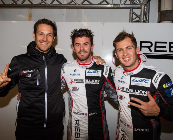 Rebellion Racing z pole position do Lone Star Le Mans