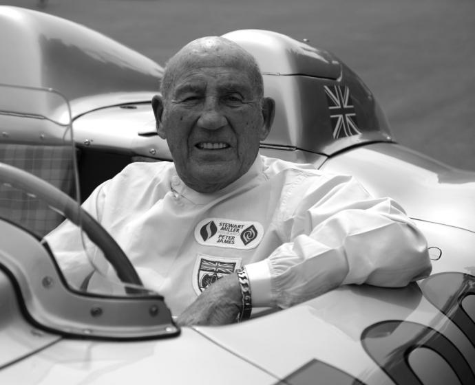 Legendy F1: Sir Stirling Moss