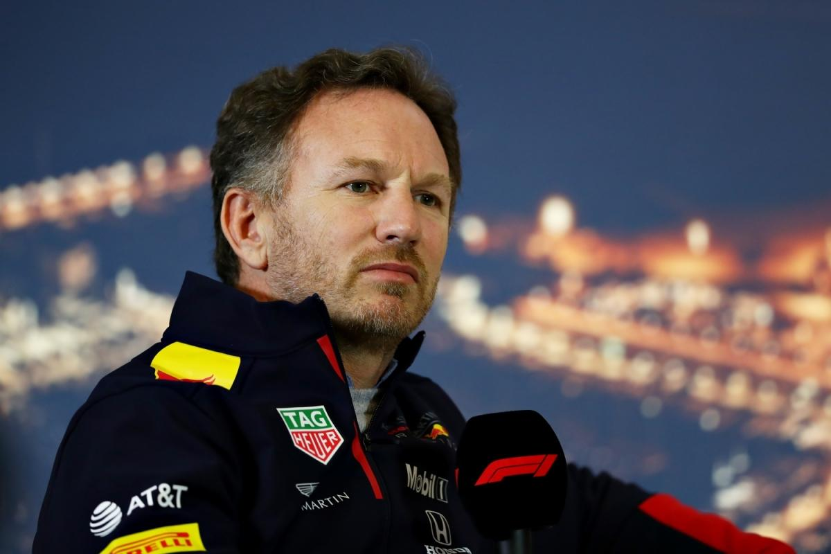 Christian Horner - Aston Martin Red Bull Racing / © Getty Images / Red Bull Content Pool