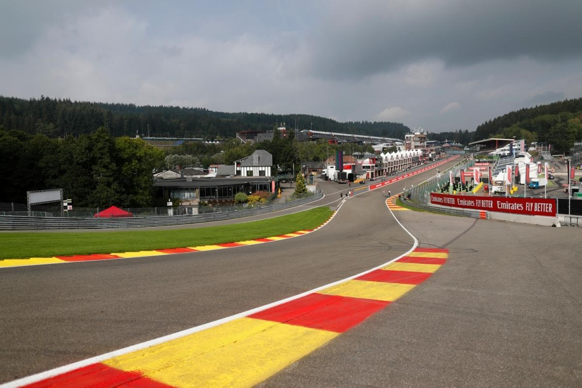 Spa-Francorchamps / © Pirelli Motorsport