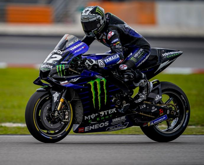 Maverick Vinales - Monster Energy Yamaha MotoGP / © Yamaha Motor Racing