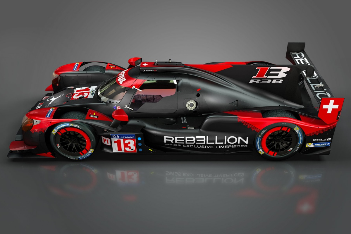 Rebellion Racing R13