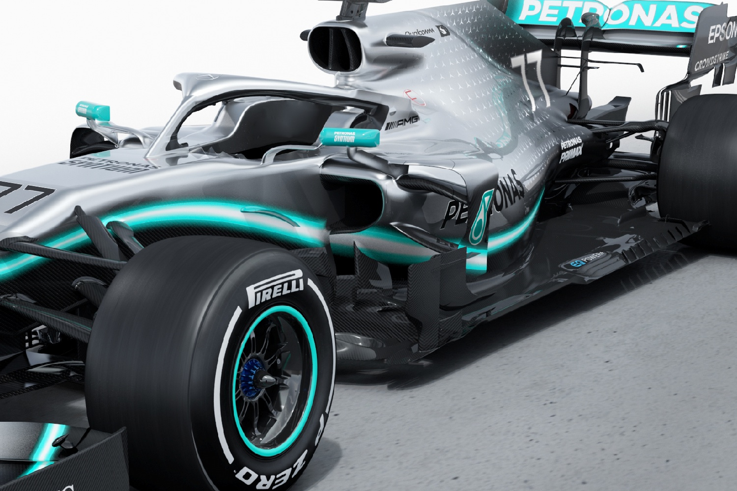 Mercedes-AMG F1 W10 EQ Power +