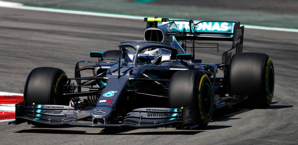 Fenomenalny Valtteri Bottas na pole position do wyścigu o GP Hiszpanii