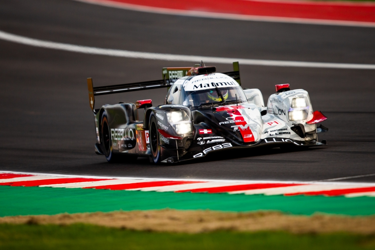 Rebellion Racing na czele pierwszego treningu Lone Star Le Mans
