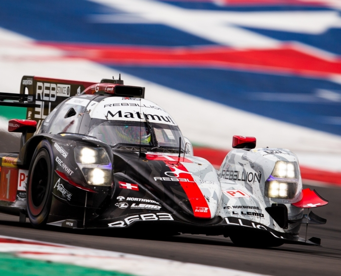 Rebellion Racing dominuje w Lone Star Le Mans