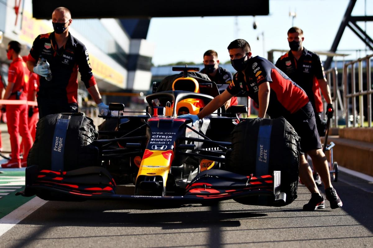 Aston Martin Red Bull Racing RB16 / © Getty Images / Red Bull Content Pool