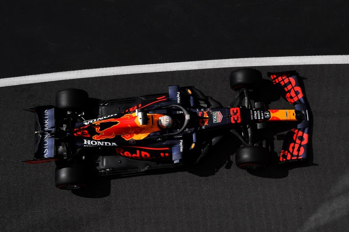 Max Verstappen - Aston Martin Red Bull Racing / © Getty Images / Red Bull Content Pool