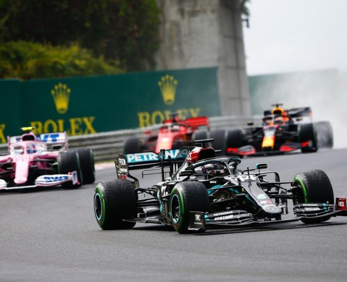 Grand Prix Węgier 2020 / © Mercedes AMG Petronas F1 Team / LAT Images