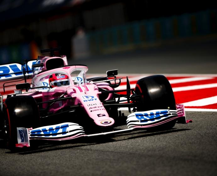Sergio Perez - BWT Racing Point F1 Team / © BWT Racing Point F1 Team