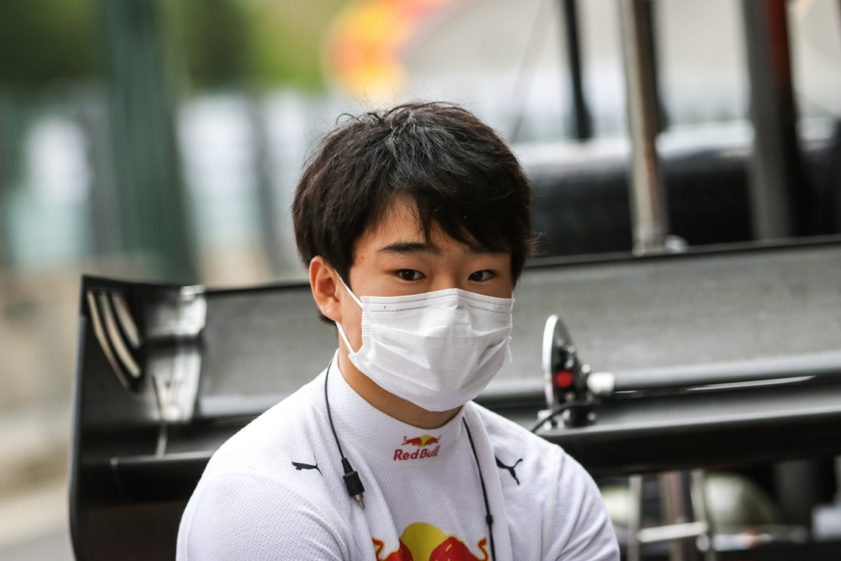 Yuki Tsunoda / © Getty Images / Red Bull Content Pool