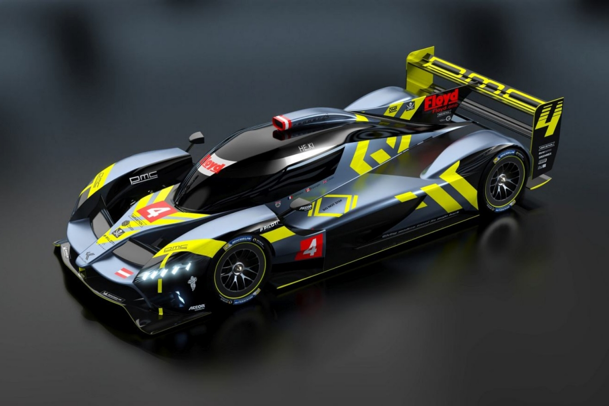 Bykolles Racing PMC LMH / © Bykolles