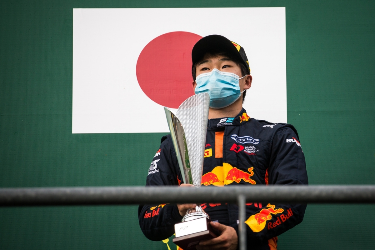 Yuki Tsunoda - Carlin / © Getty Images / Red Bull Content Pool