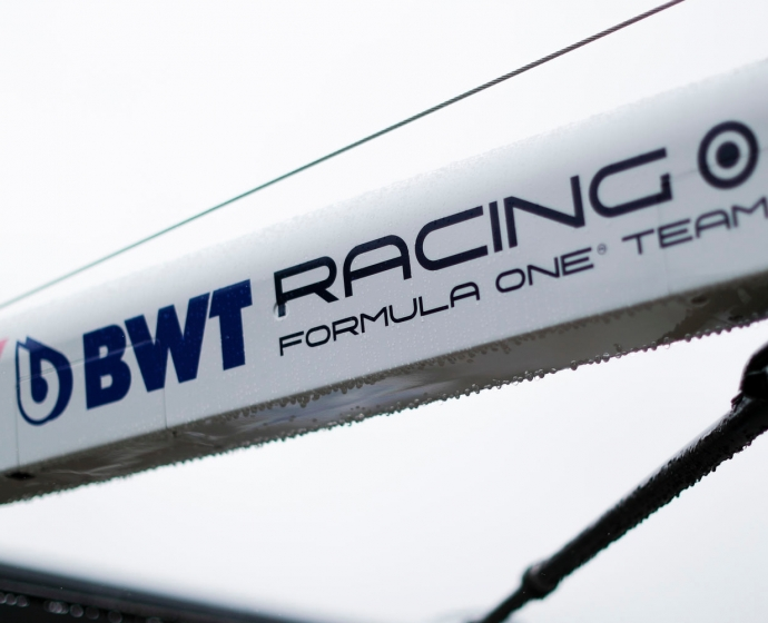 © BWT Racing Point Formula 1 Team ?