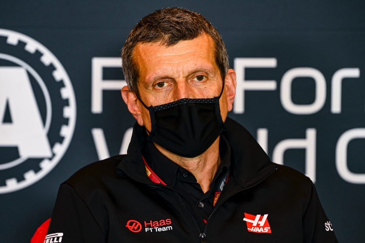 Guenther Steiner - Haas F1 Team / © Haas F1