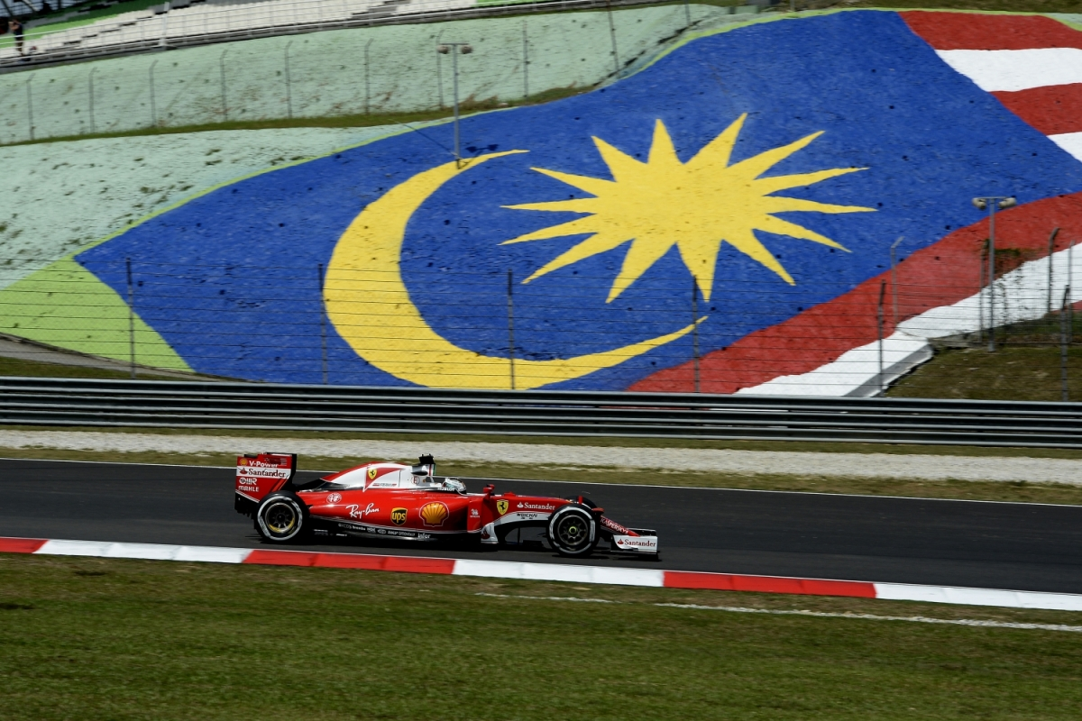 Sepang International Circuit / © Scuderia Ferrari