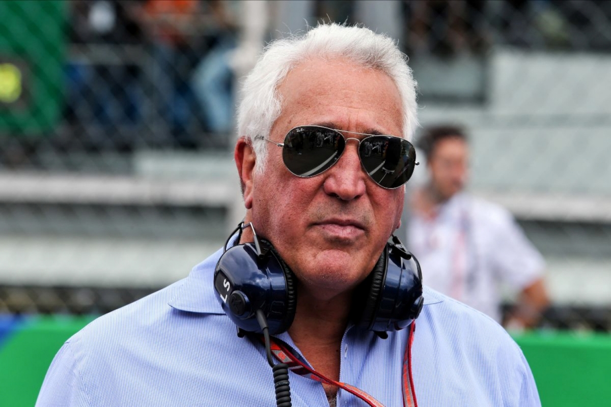 Lawrence Stroll / © BWT Racing Point F1 Team
