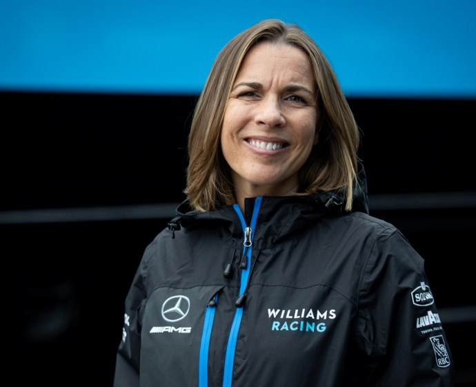 Claire Williams - Williams Racing / © Williams F1