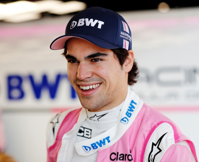 Lance Stroll - BWT Racing Point F1 Team / © BWT Racing Point F1 Team