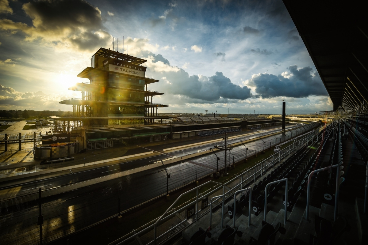Indianapolis Motor Speedway / © IMS
