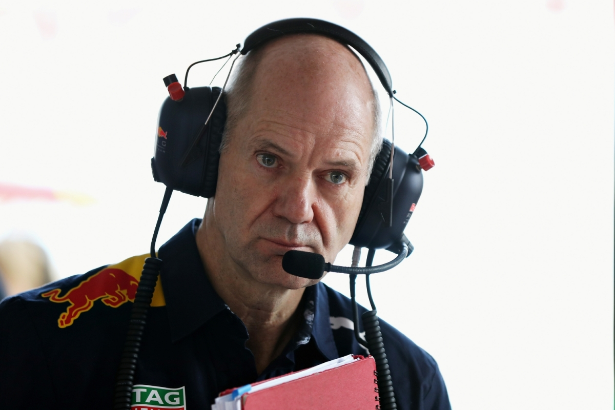 Adrian Newey - Red Bull Racing / © Getty Images / Red Bull Content Pool