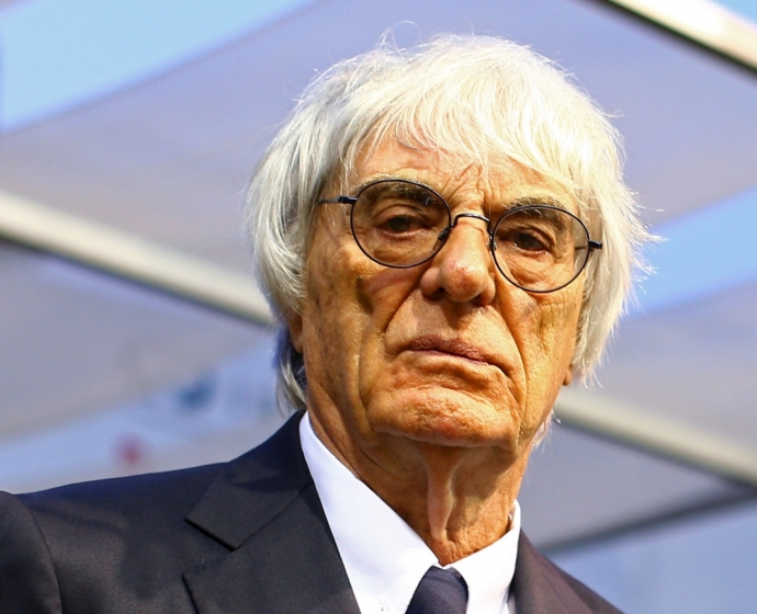 Bernie Ecclestone / © Getty Images / Red Bull Content Pool