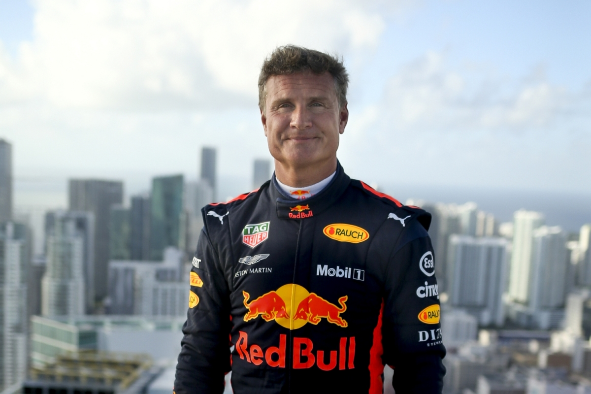 David Coulthard - Red Bull Racing / © Getty Images / Red Bull Content Pool