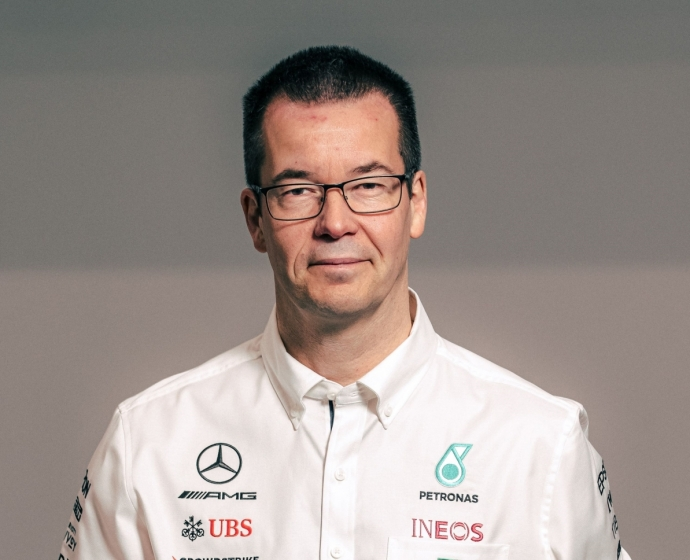 Mike Elliott - Mercedes AMG Petronas F1 Team / © Mercedes AMG Petronas F1 Team / LAT Images
