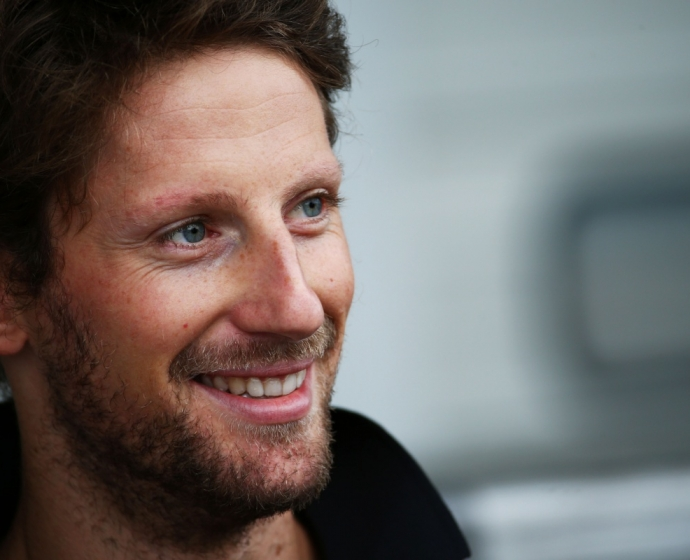 Romain Grosjean - Haas F1 Team / © Haas F1
