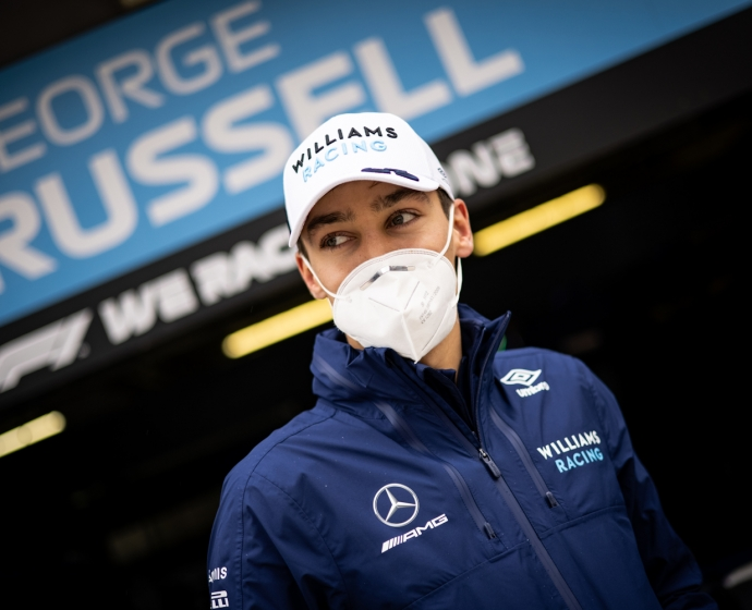 George Russell - Williams Racing / © Williams F1