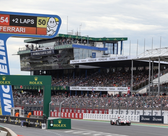 24 Hours of Le Mans 2019 / © Toyota Motorsport GmbH